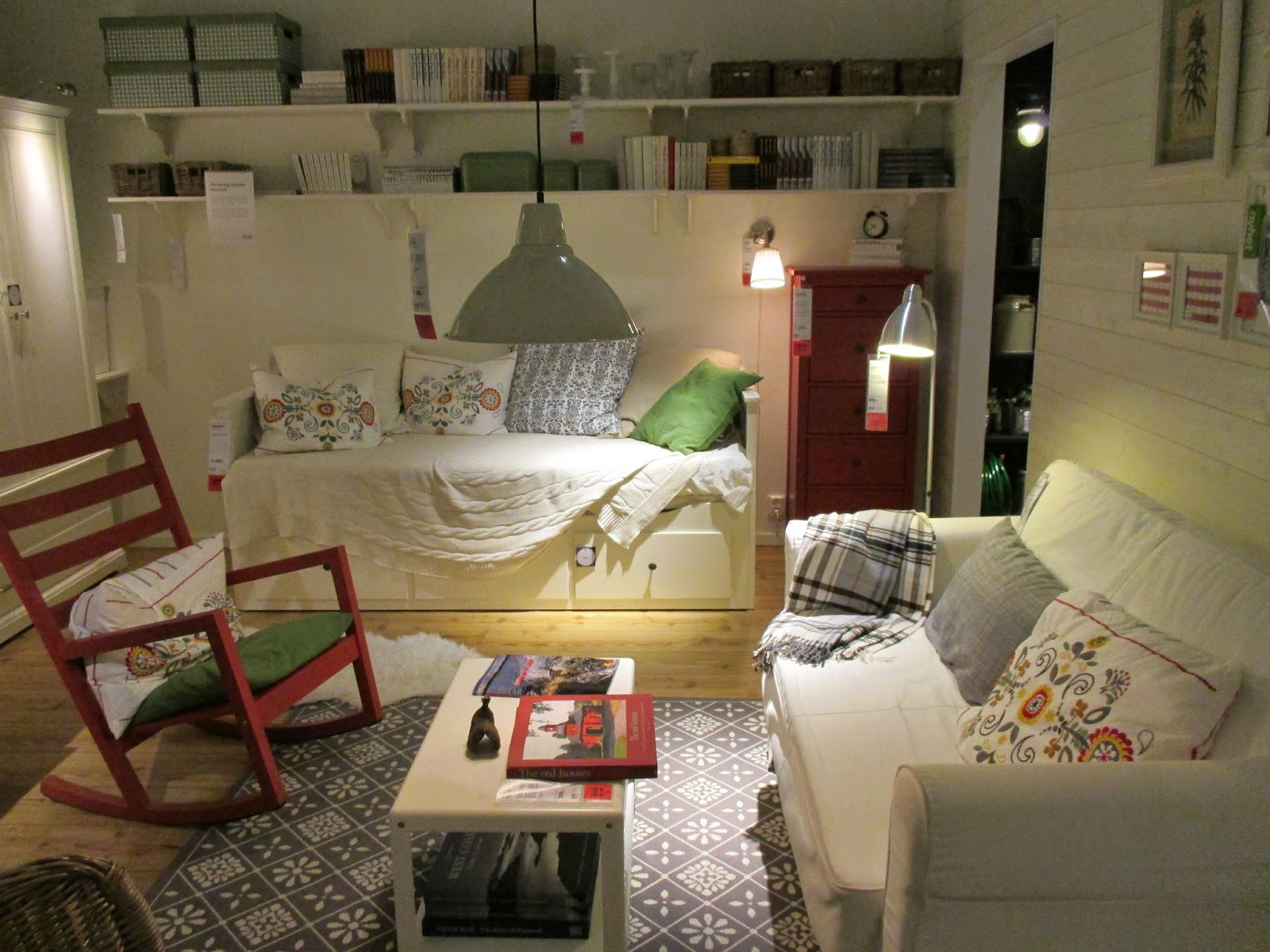 Vintage Design Medina Flor Z Ideas Ikea Para Un Miniapartamento  ~ Decorar Apartamento Pequeño Ikea