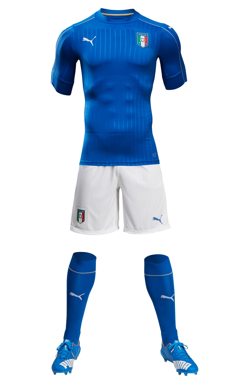 Puma Italy Euro 2016 Kit Released