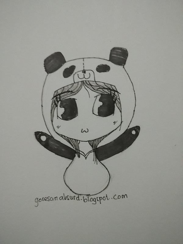 Menggambar Karakter Manga Chibi