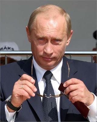 VLADIMIR PUTIN-Russia