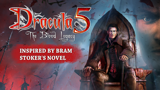DRACULA 5: The Blood Legacy HD V1.0.3 Apk