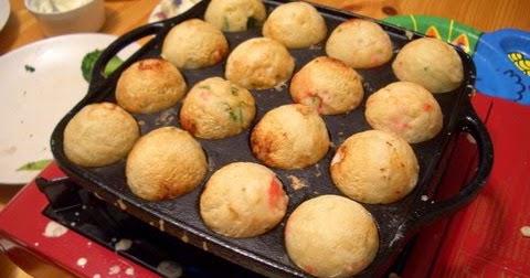 Resep Takoyaki Kacang Enak dan Mudah | Resep Kue Kering-ku :)