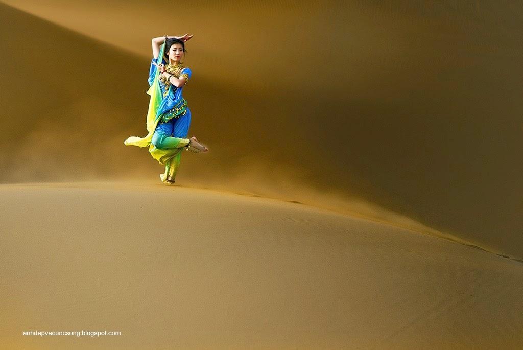 Vũ điệu sa mạc 1