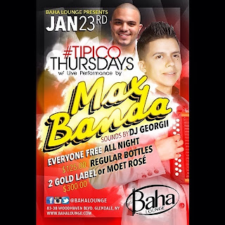 Baha Lounge, January 23, 2014