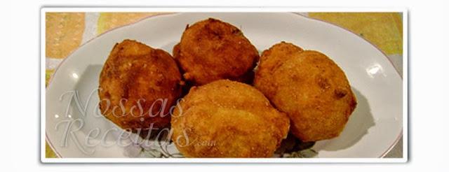 receita do passo a passo de Batatas Recheadas