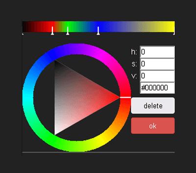 hsv-color-pallet
