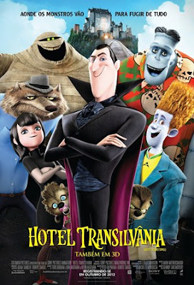 Hotel Transylvania 2012 poster