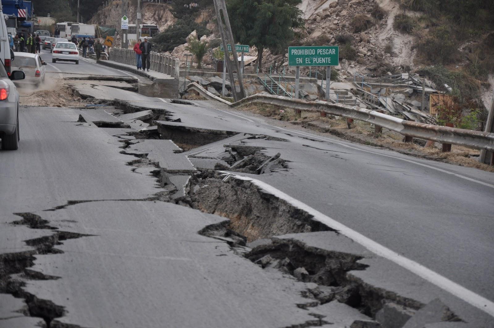 أقوى زلزال في التاريخ