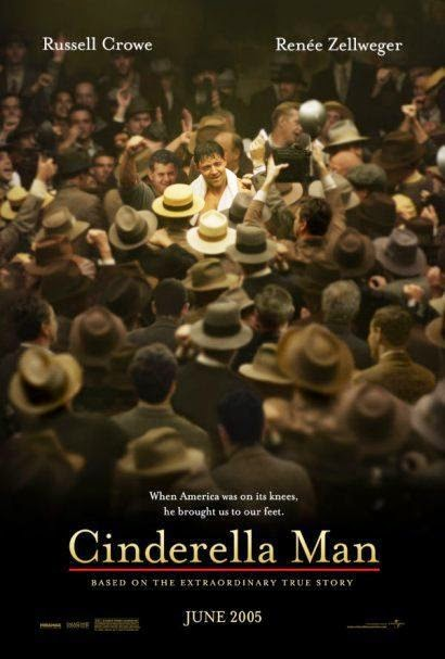 Cinderella Man movie poster