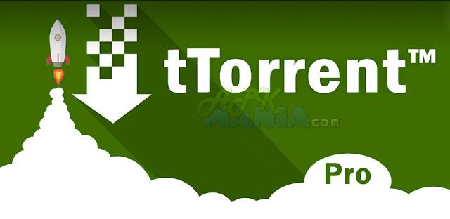 Free Download tTorrent Pro - Torrent Client v1.5.5.3 APK