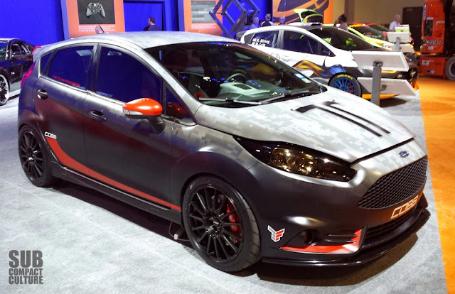 Cobb Tuning Ford Fiesta ST