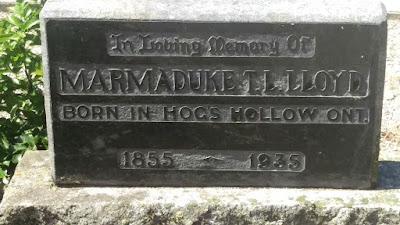 Find A Grave Memorial for MTL Lloyd