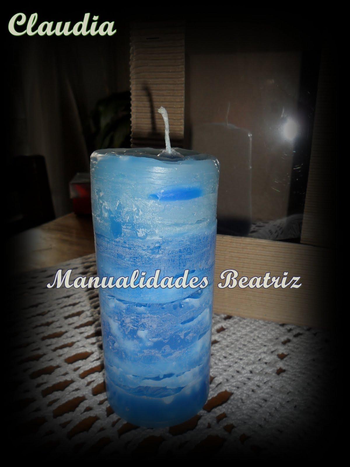 Manualidades beatriz velas de hielo y agua - Velas de agua ...
