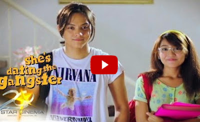 Star Cinema releases She's Dating The Gangster teaser starring Kathryn Bernardo and Daniel Padilla