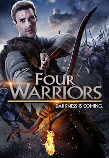 Four Warriors (2015) Hindi Dual Audio BluRay | 720p | 480p