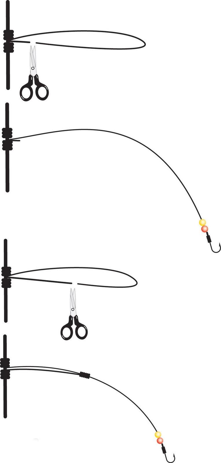 Устройство поплавочной удочки Рыбалка на Куличках 47