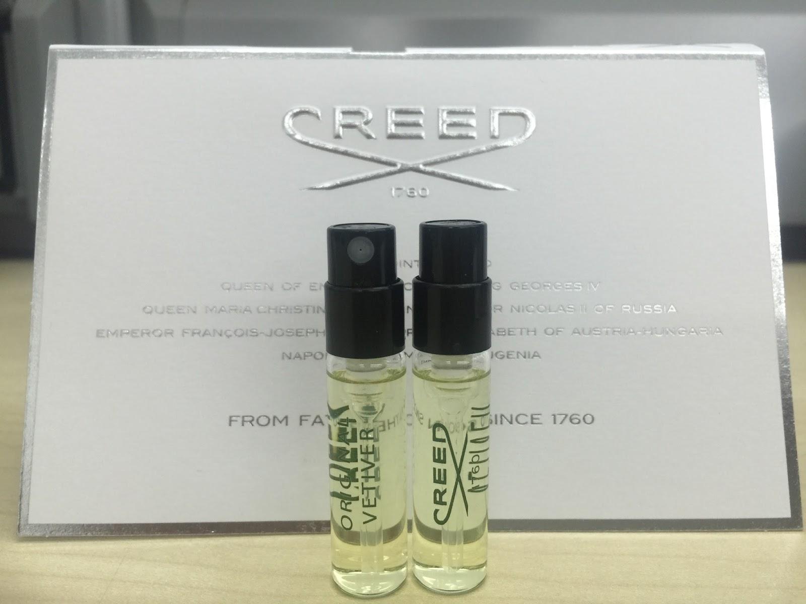 Creed Fragrances Malaysia