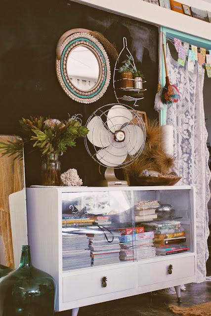 déco,déco bohème,beach snack,sugar shack,australie,beach bungalow,beach house,crochet,macramé,vintage