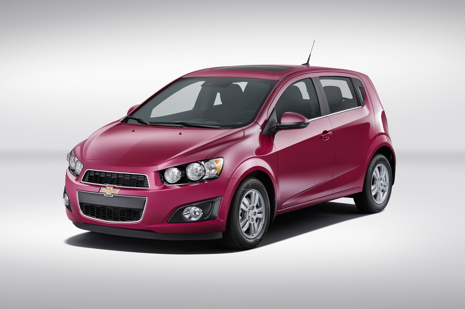New Limited Edition 2014 Chevrolet Sonic Paint Colors