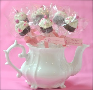 Popcakes para Baby Shower, parte 6
