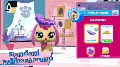 Download Littlest Pet Shop v2.3.0h Apk Mod Unlimited Money