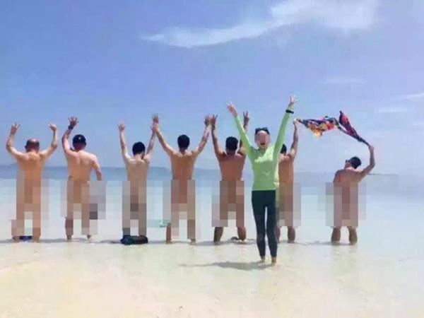 Memalukan! Tindakan Gila Pelancong Asing China Cetus Perhatian