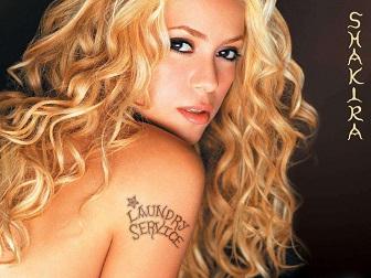 Latin Singer Shakira