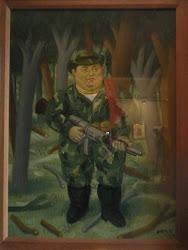 """""""MANUEL MARULANDA-TIRO FIJO""""-Lider asesinado de las FARC"""