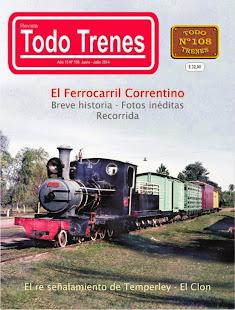 Revista Todo Trenes Numero 108