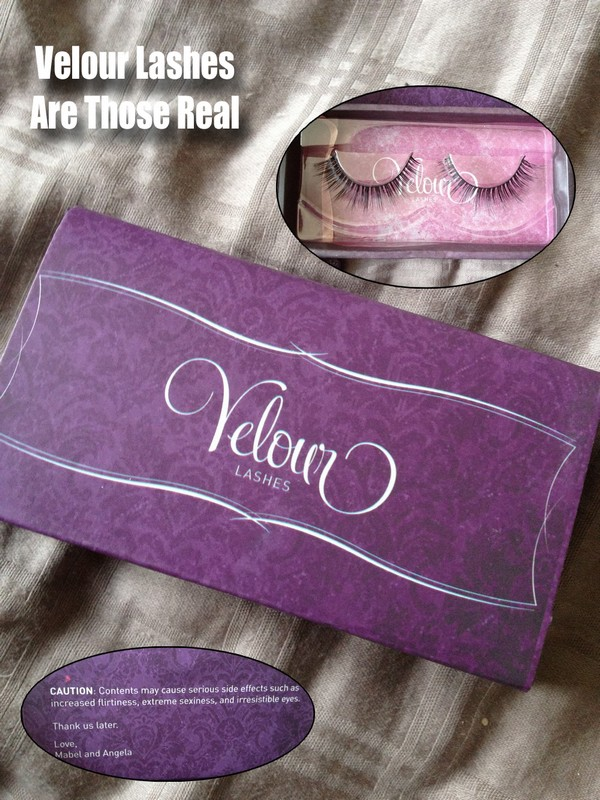 Sheer Beauty Velour Lashes Review
