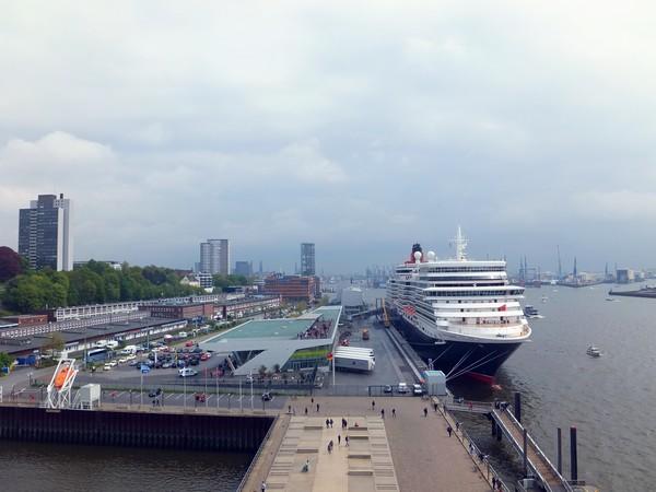 Hambourg Hamburg Elbe Elb Altona