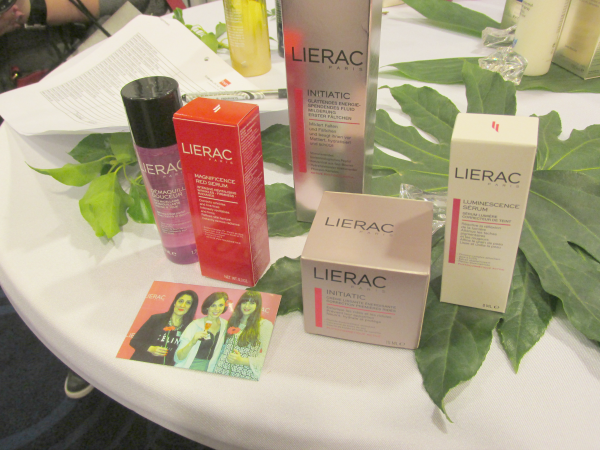 Beautypress Blogger Event Mai 2014 Lierac Paris