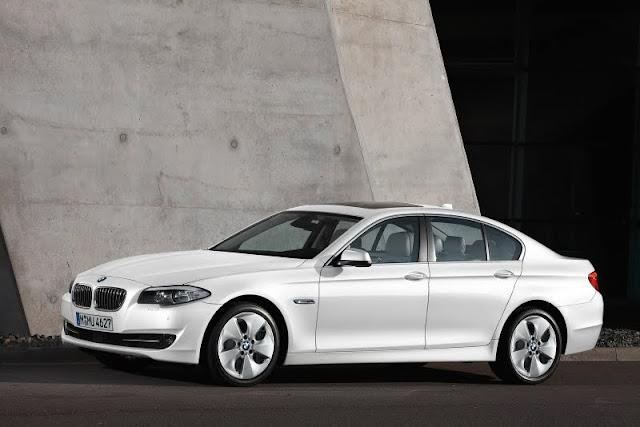 bmw 540 turbo. BMW 5-Series Gains New