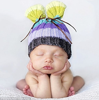 10 Cute Sleeping Babies