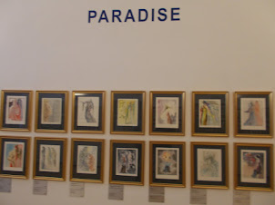 """""""Paradise"""" :- Series of paintings by Salvador.Dali."""