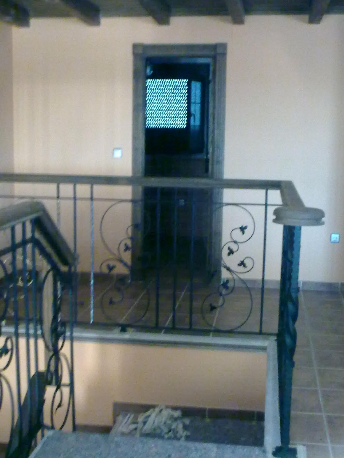 Carpinter a baena pasamanos de escaleras for Muebles baena