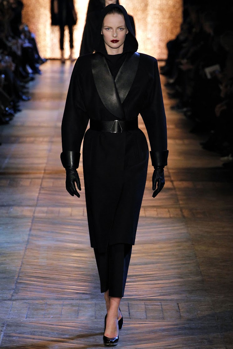 Yves Saint Laurent Autumn/Winter 2012/13 Women's Collection