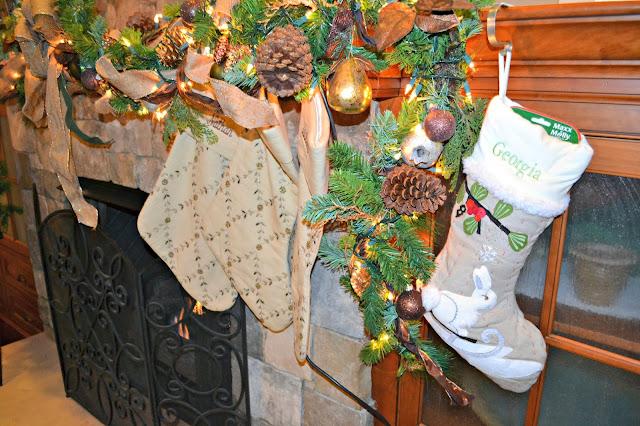 PBKids-bunny-woodland-stocking, Pottery-barn-linen-stockings