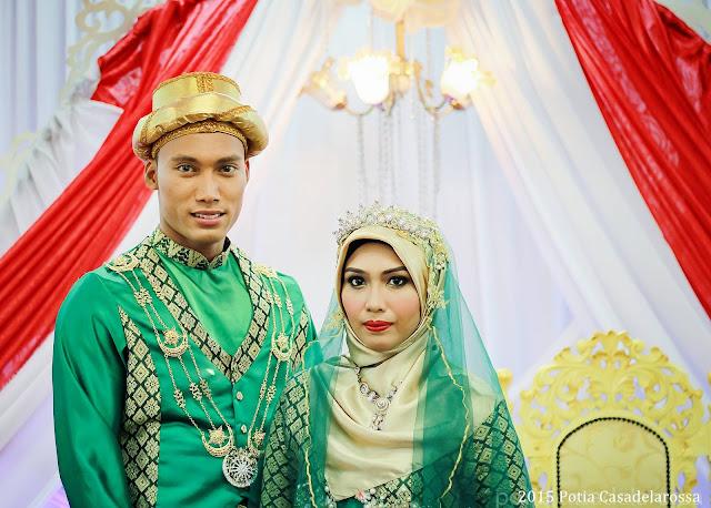 Pakej Perkahwinan Tradisional ala Aladdin Agrofarmstay Skill-Tech Melaka
