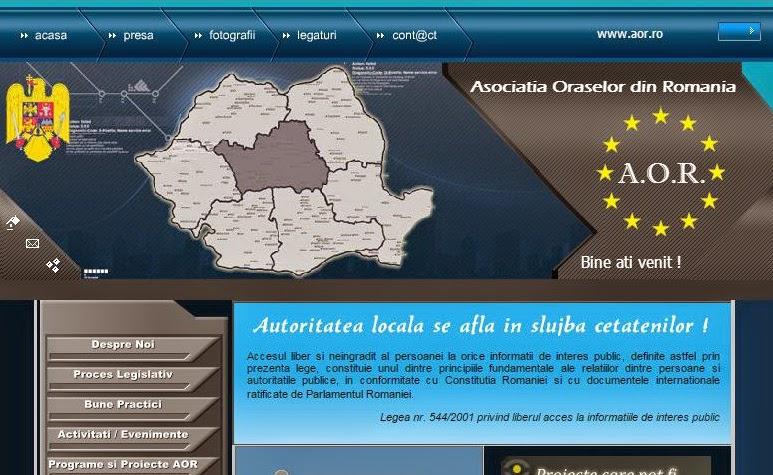 Asociatia Oraselor din Romania