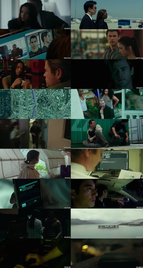 Blackhat (2015) Dual Audio Hindi English BRRip