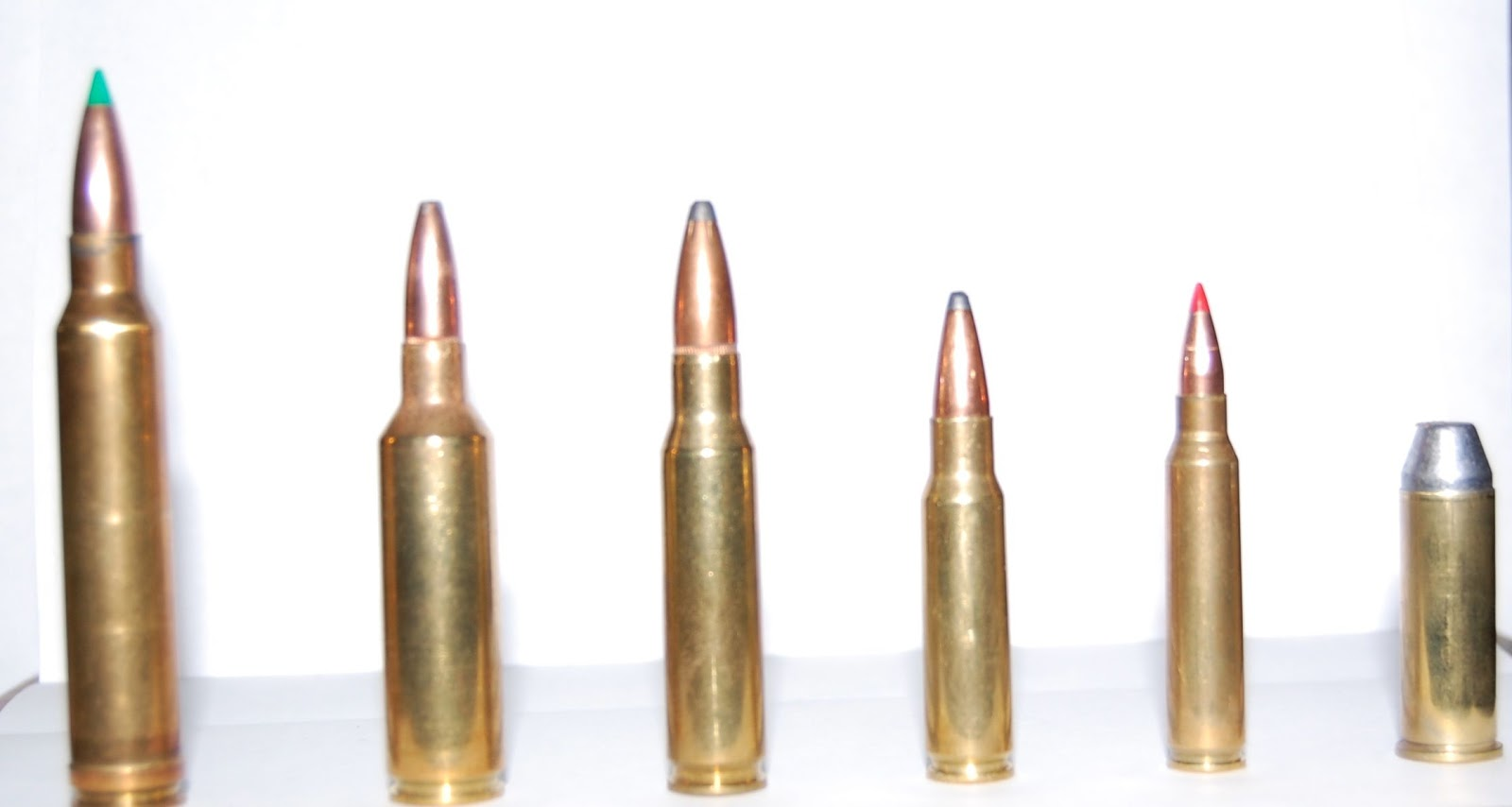 power cartridges 308 winchester 270 wsm and 300 winchester magnum