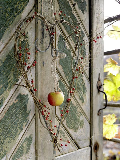 Jesenné námety prírody