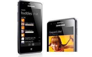 Samsung Omnia W i8530
