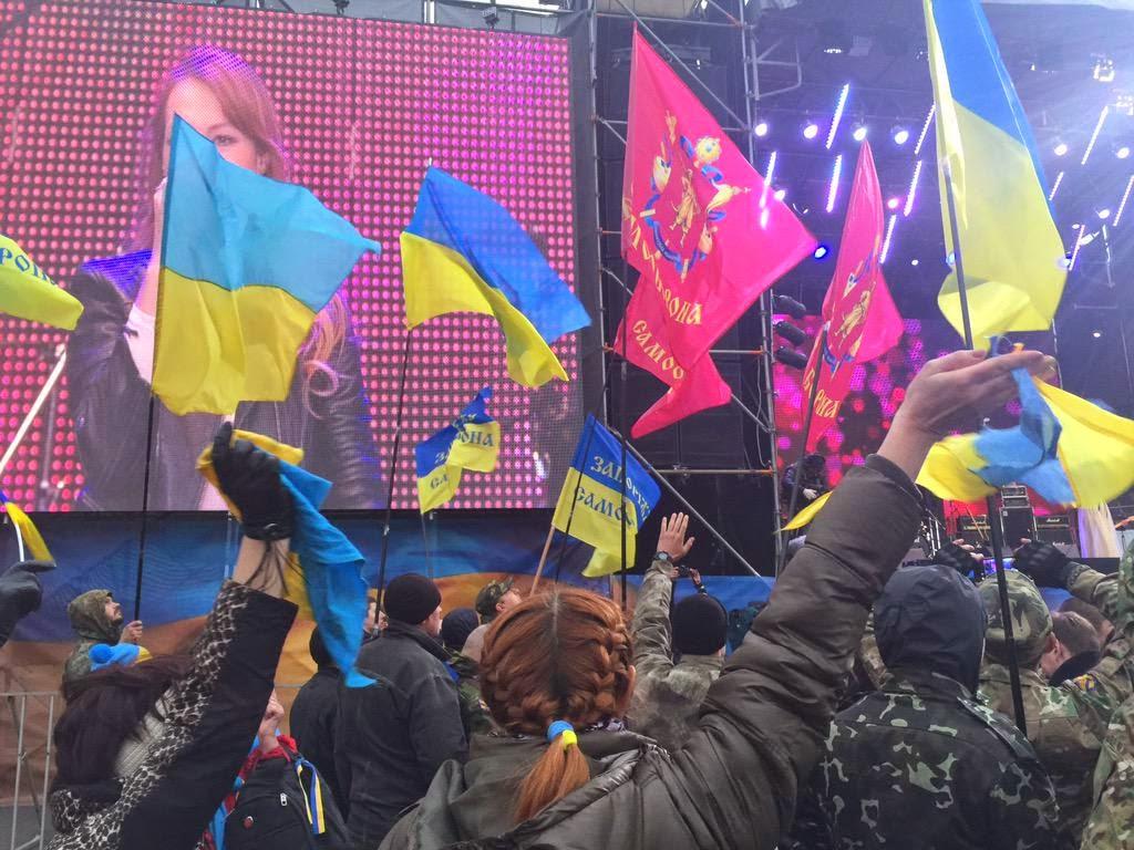 Народне віче команди Коломойського в Дніпропетровську