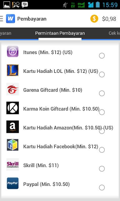 Cara Mudah Mendapat Uang Dari Android