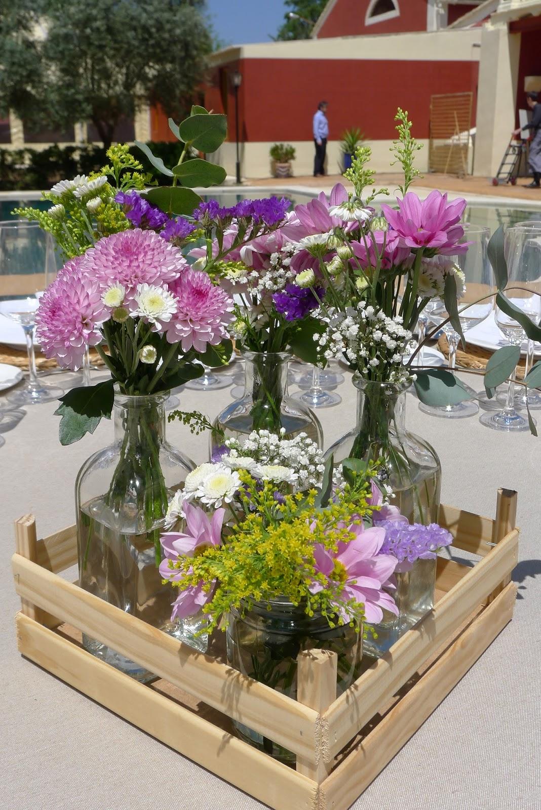 El taller de clo julio 2013 - Como decorar cajas de madera para centros de mesa ...