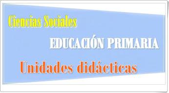 Unidades Didácticas de Ciencias Sociales y Social Science de Educación Primaria
