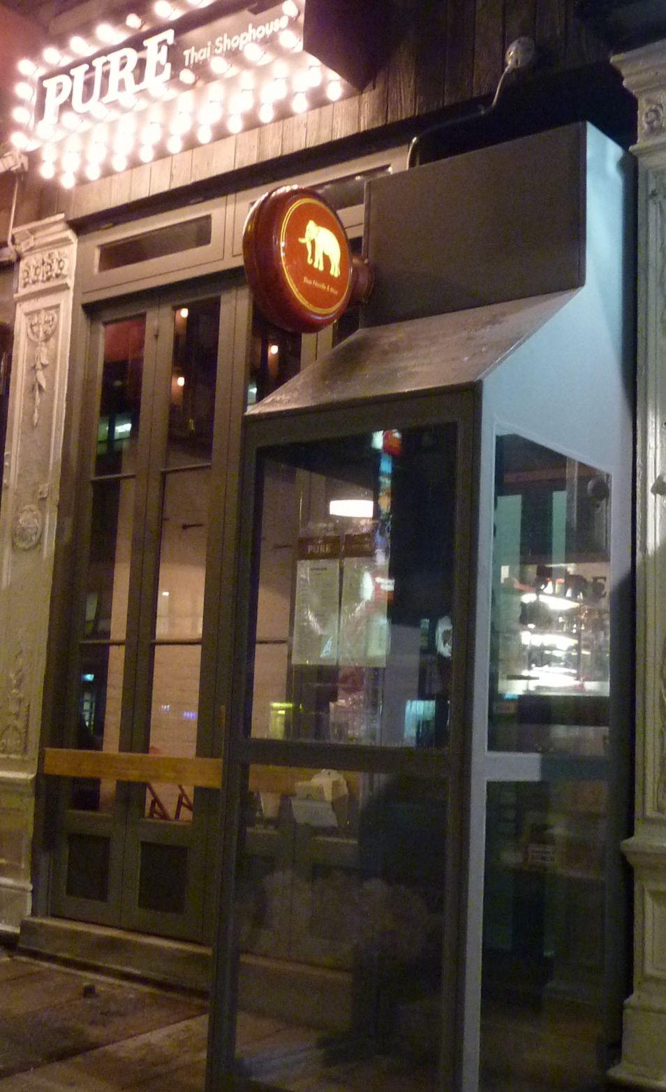 Go Torachan New York Super Reasonable Thai Restaurant In