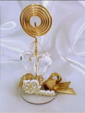 fotos de lembrancinhas para bodas de ouro
